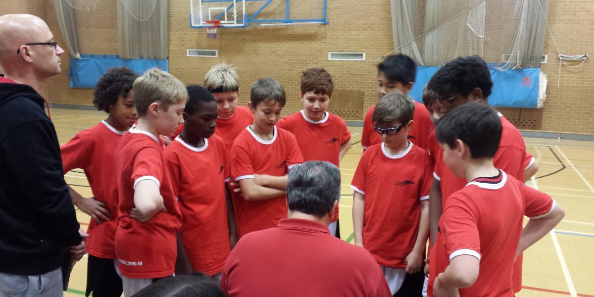 Costas Team Talk