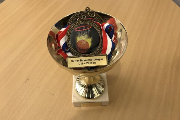 2003-2004 Surrey Champions