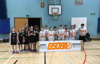 U12 GSDBA Girls win double-header in Bognor to keep 100% record