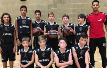 U14 Boy Blackhawks (CVL)