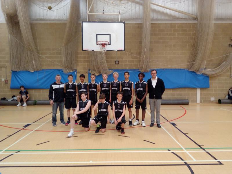 Bracknell CVL League final winners
